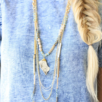Weekend Escape Necklace