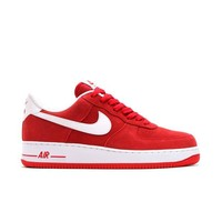 HCXX NIKE AIR FORCE 1 ' 07 - UNIV RED/WHITE