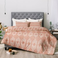 Heather Dutton West End Blush Comforter