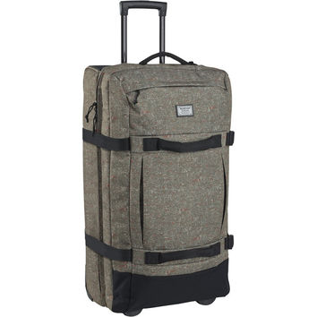 Burton: Exodus Roller Travel Bag - Menswear Heather