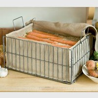 Root Vegetable Storage Bin | Buy from Gardener's Supply