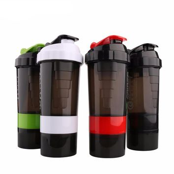 Multilayer Protein Shaker Bottle