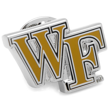 Wake Forest Demon Deacons Lapel Pin