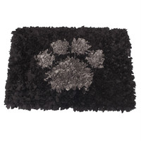 Paw Jersey Rug