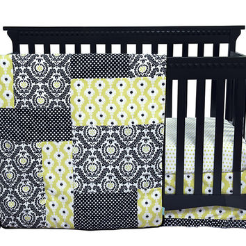 Trend Lab - Waverly Rise And Shine - Crib Bedding Set
