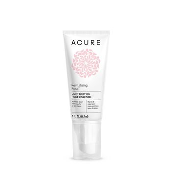 Acure Organics Dry Oil Body Spray, Rose - 2 oz