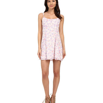 Brigitte Bailey Amelia Floral Tank Dress