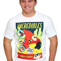 The Incredibles Poster T-shirt