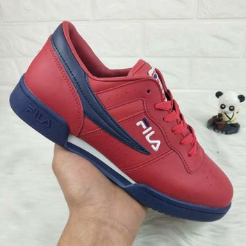 FILA Old Skool Women Fashion Sneakers Sport Shoes