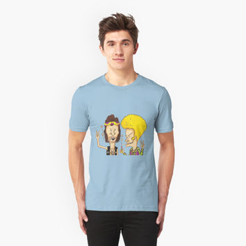 'Beavis_Peace' T-Shirt by carbean