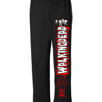 WALKING DEAD Sweat pants # 525