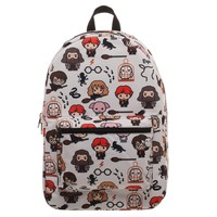 Harry Potter Chibi Characters Backpack
