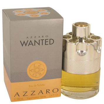 Azzaro Wanted by Lorris Azzaro Eau De Toilette Spray (Tester) 3.4 oz