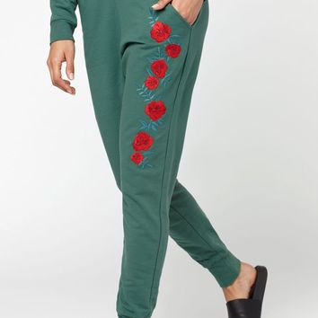 Guess Floral Jogger Pants at PacSun.com