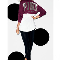 NEW! Varsity Crew and Leggings Gift Set