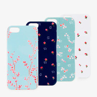 Floral iPhone 5 & 5S Case