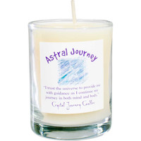 Soy Herbal candle for Astral Journey