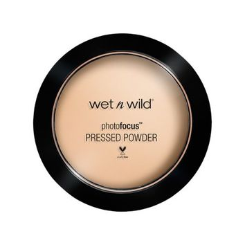 wet n wild Photo Focus Pressed Powder - Warm Light - Walmart.com