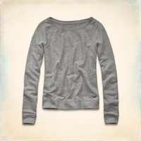 Diver's Cove Shine Sweatshirt