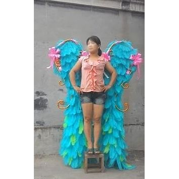 COOL! Many Feathers Angel Wings (More colors available)