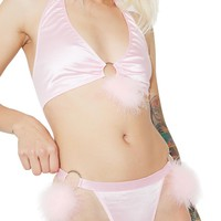 Love Spell O-Ring Fluff Panties