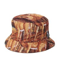 Neff Deer Bucket Hat - Mens Backpack - Multi - One