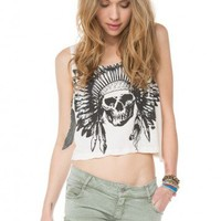 Brandy ♥ Melville |  Melville Denim Short - Clothing