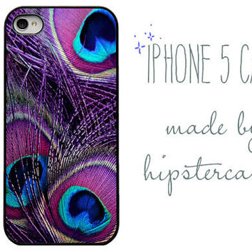peacock iphone case  Iphone 5 Case iphone case by HipsterCases