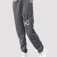 Fashion Women Casual Harem Baggy Hip Hop Dance Sport Sweat Pants Trousers Slacks