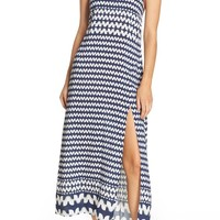 Tory Burch Windwell Cover-Up Maxi Dress | Nordstrom