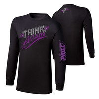 "Paige ""Think Again"" Youth Long Sleeve T-Shirt"