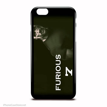 Fast And Furious 7 Hobs Case For Iphone Case