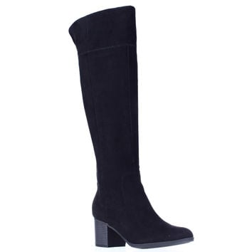 Indigo Rd Oneal Over-The-Knee Boots, Black, 8 US