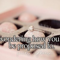 engagement rings on Tumblr