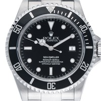 Rolex Sea-Dweller 40mm Ref.16600 swiss only Vintage Bj.2000 Box&Pap. LC 100 EU