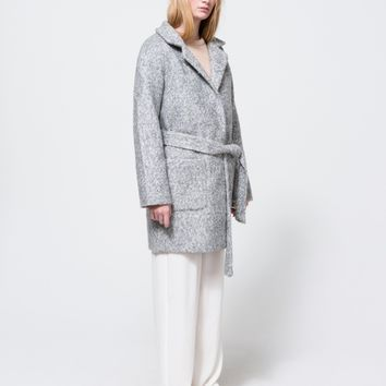 Ganni / Washington St. Wrap Coat