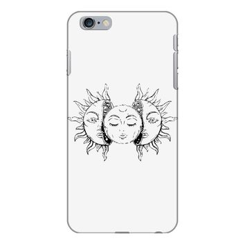 moon and sun iPhone 6/6s Plus Case