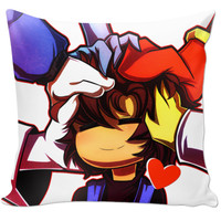 Undertale friendship pillow