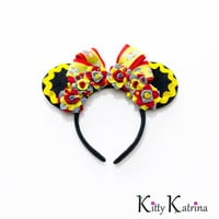 Dumbo Mouse Ears Headband, Dumbo Birthday, Dumbo Party, Dumbo Dress, Dumbo Ears, Disney Ears, Disney Bound, Disneyland, Disney World