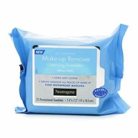 Neutrogena Makeup Remover Cleansing Towelettes Refill Pack | Walgreens