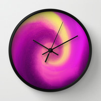Color Season Wall Clock by Color Project by Sanja