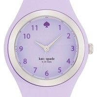 Women's kate spade new york 'rumsey' plastic strap watch, 30mm