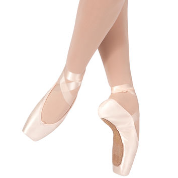 Adult Rubin Pointe Shoes (Ruby)