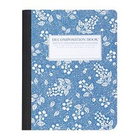 Blueberry Decomposition Book | Ruled