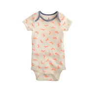 crewcuts Baby One-Piece In Dachshunds