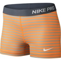 Nike Women's 3'' Pro Compression Shorts   DICK'S Sporting Goods