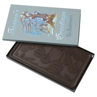 Christmas at Elf Hall Dark Chocolate Bar