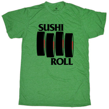 Sushi Roll - Heather Green