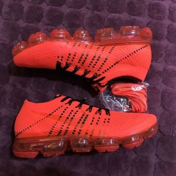 NIKE AIR VAPORMAX FK / CLOT 'CLOT' - AA2241-006 Orange Color