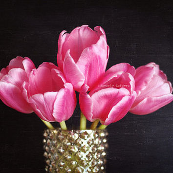 nature, flowers, spring, tulips, Beverly LeFevre, fine art photography